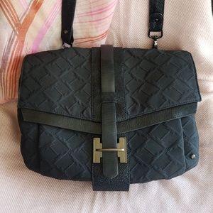 REDUCED! Halston Heritage medium flap purse